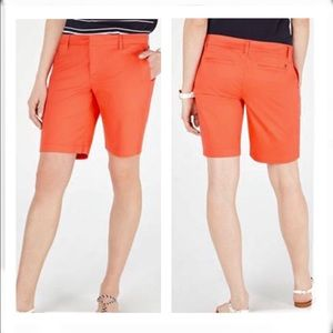 Tommy Hilfiger Hollywood Coral Bermuda Shorts